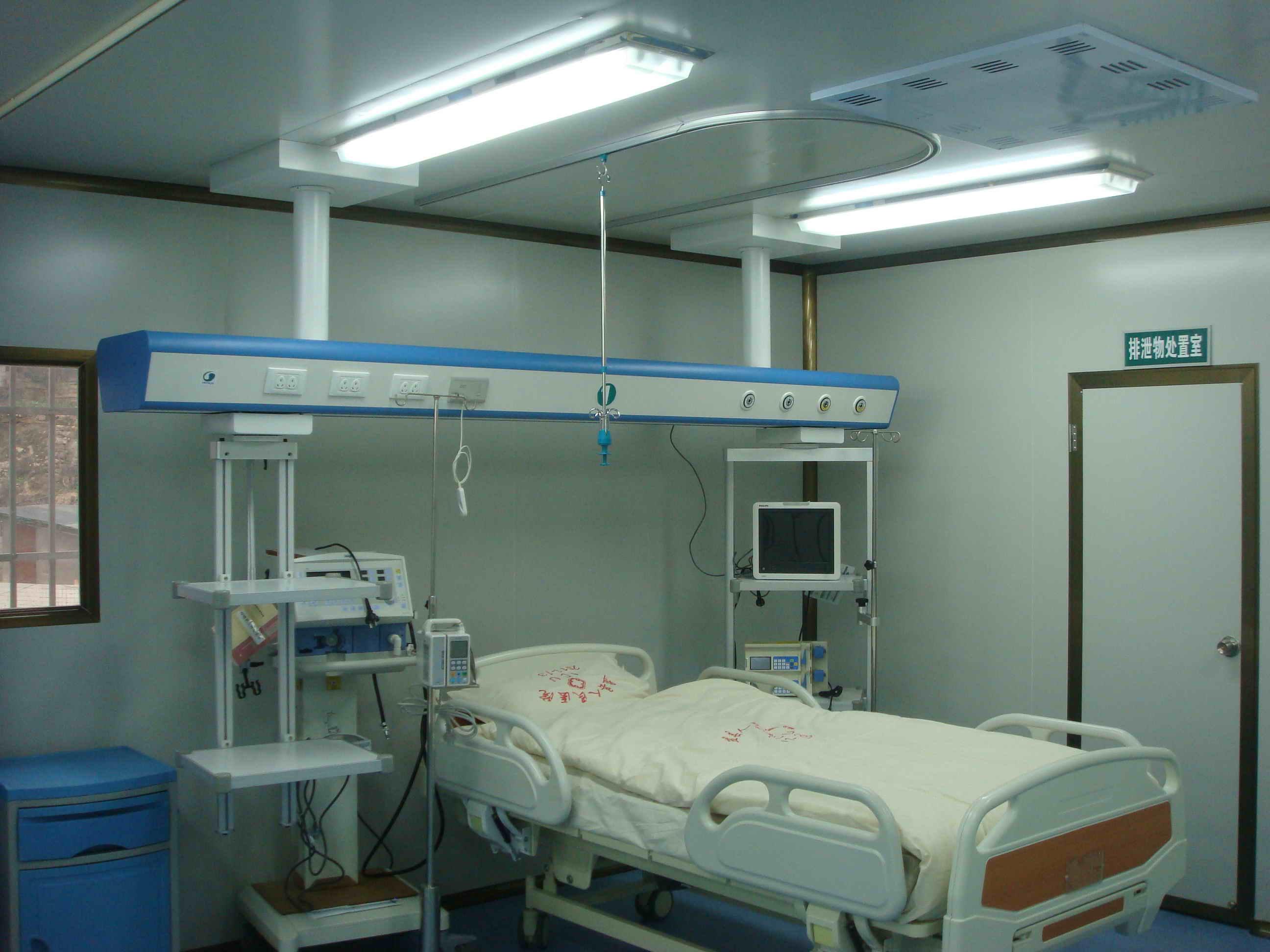 上海医生被打 住进icu